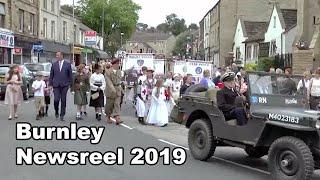Burnley Film Makers Newsreel 2019