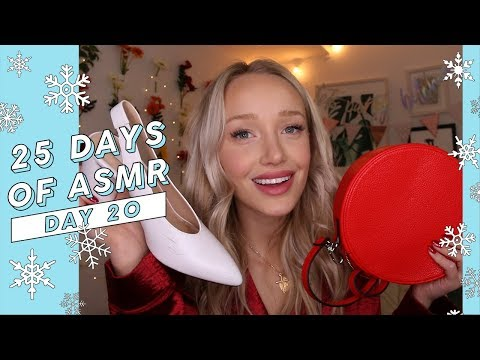 ASMR Personal Shopper Roleplay: BFF Helps You Find Your Holiday Outfit! Whispered | GwenGwiz