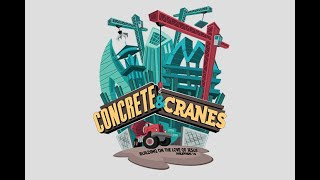 Day 4 - Concrete and Cranes VBS at First Baptist Thomson 6/25/20