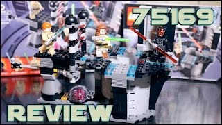 Lego Star Wars 75169 Duel on Naboo Review