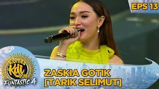 Digoyang Lagi! Yuk Bareng Zaskia Gotik [TARIK SELIMUT] - Kontes KDI Eps 13 (14/10)