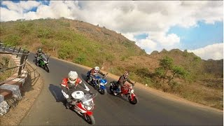 Here's a short video of our ride to Lonavala and Amby valley. Song ...