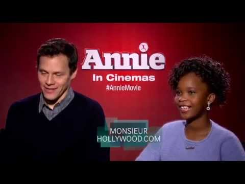 Quvenzhané Wallis & Will Gluck, Exclusive  by Monsieur Hollywood