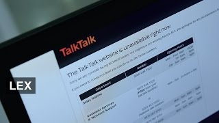 Business impact of attack on TalkTalk | Lex