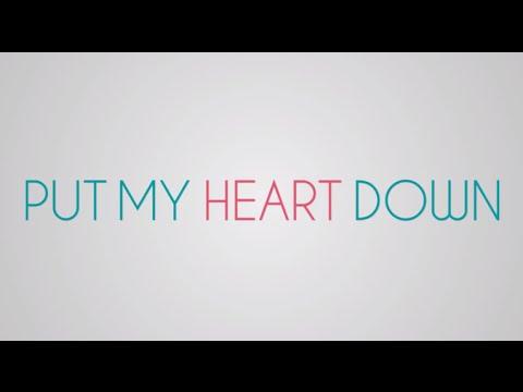 Sara Evans - Put My Heart Down - Lyric Video