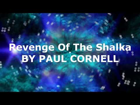 Doctor Who - Revenge of The Shalka - Fan Title Sequence