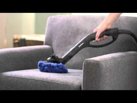 Möbelreinigung - Dupray HOME™ Dampfreiniger