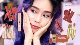 7 MÀU SON HÀN HỒNG ĐẤT XINH NHẤT 2018 | Best 7 Brownish Pink Korean Lipsticks