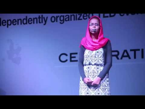 Refugees & Migrants are Added Resources | Thouiba Hashim Galad | TEDxSoba