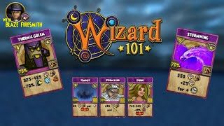 Wizard101: NEW UPDATES & STORM SPELLS! | Episode #3 (Spring Update)