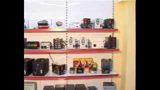 видео Стабилизатор напряжения Luxeon KDF-5000VA