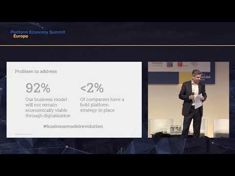 Simon Torrance - platform strategy expert and Executive Producer of Platform Strategy Summit