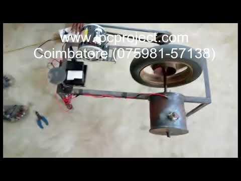 MRF Braking system / magnetorheological fluid brake / magnetorheological brake system