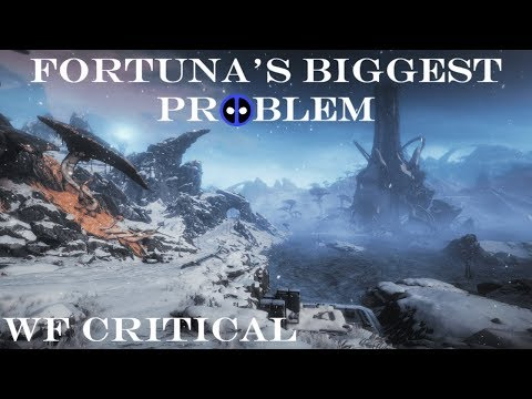 Fortuna's Biggest Problem - Warframe Critical thumbnail