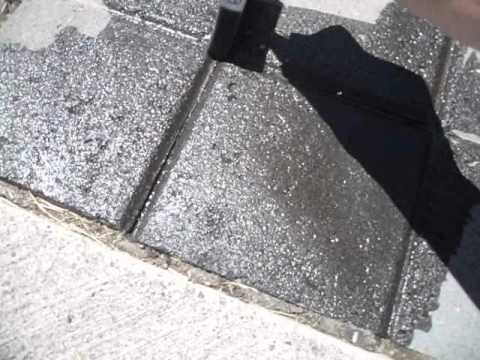 Cindyu0027s How To Improve Pavers With Sealer! Part 1   YouTube