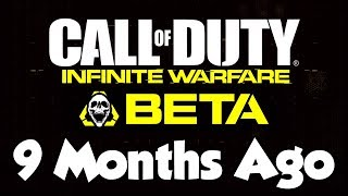 The IW BETA 9 Months Ago...