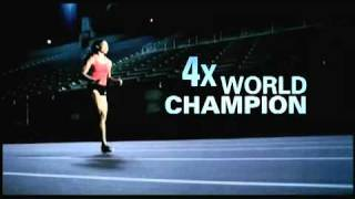 YouTube   Allyson Felix Universal Sports Promo