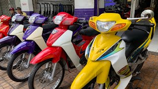 Price for 2 stroke motorcycle, July 07 at HK Team, safe power of attorney? mkt
