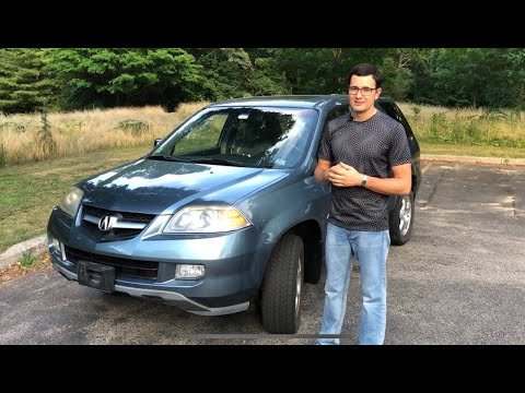 2006 Acura MDX AWD Expert Review! Maintenance Cost, Parts