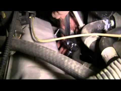 how to replace the spark plugs on a ford windstar
