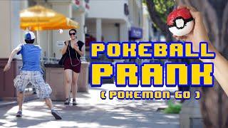 Pokeball Prank [Pokemon Go]