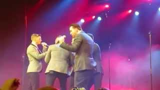 Gimme Just A Little More Time - The Overtones - JA-IOM charity show, Gaiety Theatre, 13.11.2015