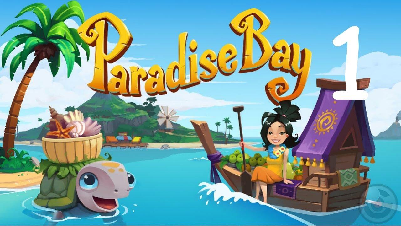 Paradise Bay Version 100 By Kingcom Limited Part 1 Iosandriod