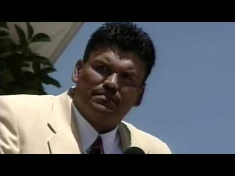Faith and Football - Anthony Muñoz