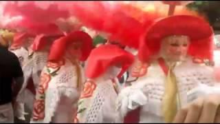 Carnaval Tenancingo 2017 Tlaxcala Domingo (Resumido)