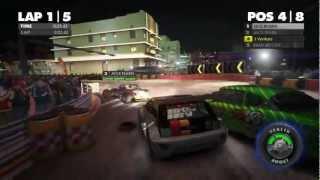 Dirt Showdown gameplay on ATI HD 6870 Ultra settings