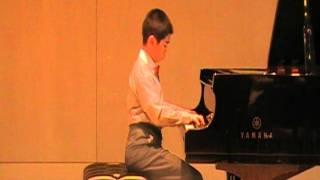 Tony yike yang play Morel Etude de Sonorite No. 2