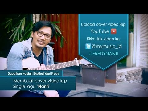 Kontes Video Clip Cover Fredy - Nanti