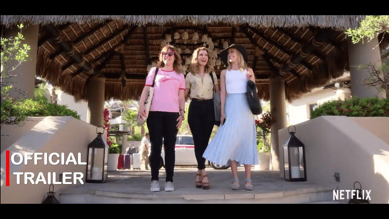 Desperados Official Trailer 2020 Netflix Youtube