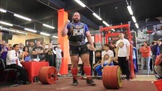 Malanichev Andrey deadlift RAW 405kg, Asia WRPF(, 2016-05-03T12:00:01.000Z)