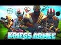 Die KRIEGS ARMEE Challenge          Fortnite Battle Royale