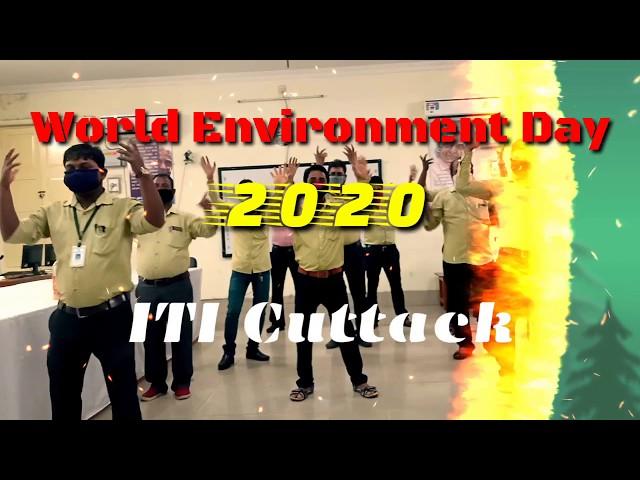 World Environment Day || TIK TIK PLASTIC || ITI Cuttack