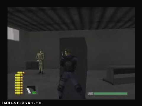 winback covert operations n64
