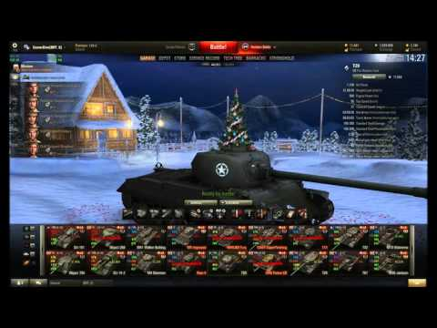 WOT: How I play... T20 American tier 7 medium