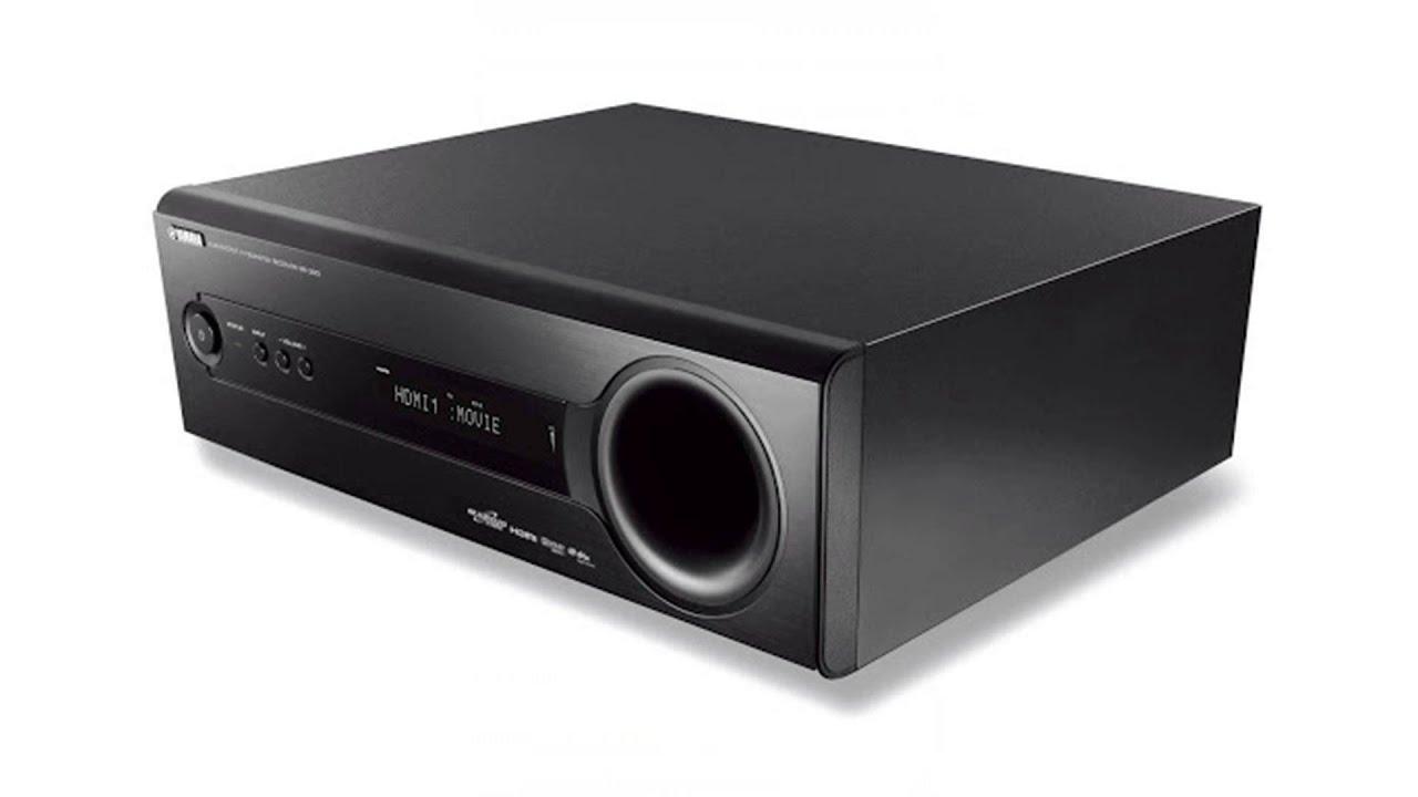 yamaha yht s400 youtube rh youtube com Yamaha Sound Bar Bluetooth Yamaha Home Theater System