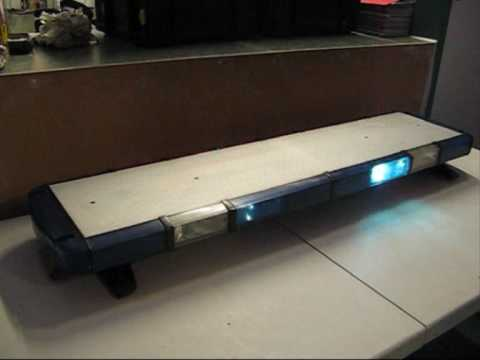 Whelen traffic advisor edge light bar youtube whelen traffic advisor edge light bar aloadofball