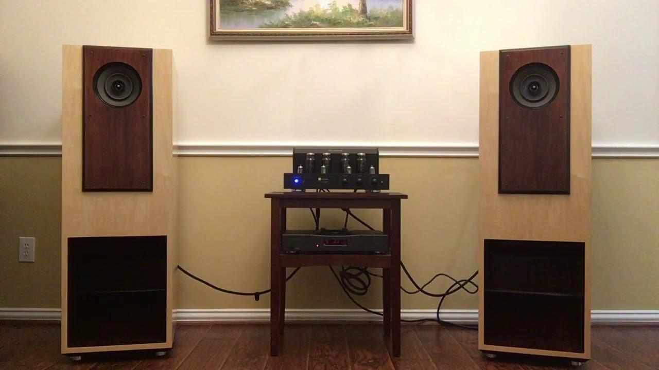 DIY JERICHO HORN SPEAKERS