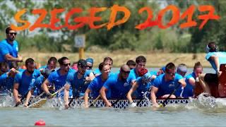 SZESE Dragon Killers on ECA Dragon Boat Nations & Clubs European Championships Szeged 2017