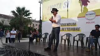 Si conclude a Termoli il Tour referendario del MoVimento 5 Stelle nel basso Molise
