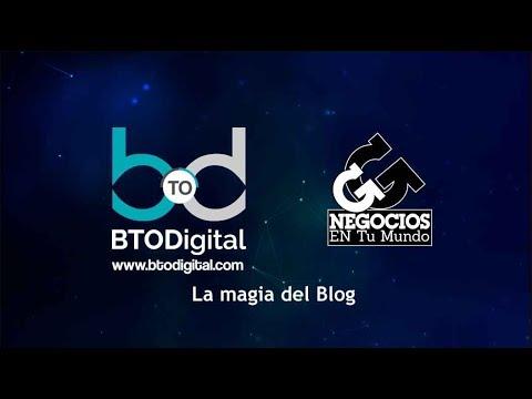La Magia Del Blog - [Negocios En Tm] ®