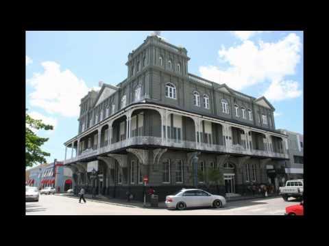 Bridgetown, city in Barbados