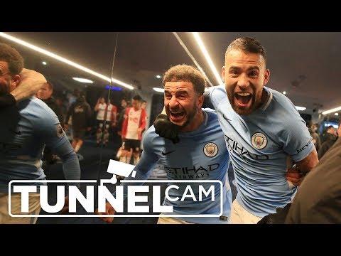 TUNNEL CELEBRATIONS! | City 2-1 Southampton | Tunnel Cam