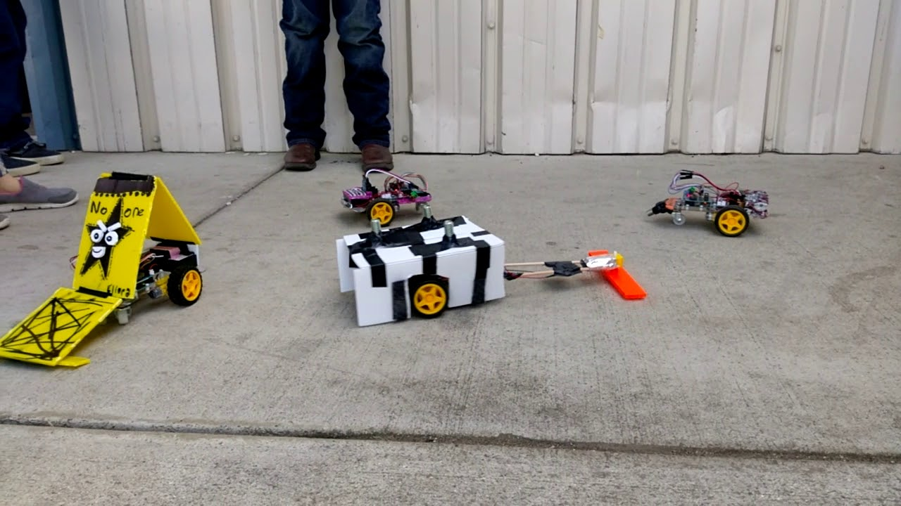 build a battle bot controlled with a ps2 controller - arduino project hub