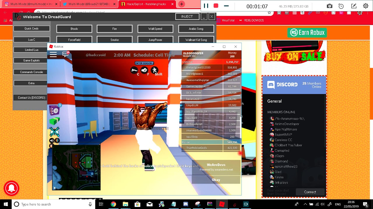 free jailbreak roblox undetected gui