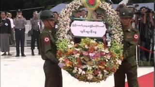 6101AS MYANMAR MARTYRS DAY