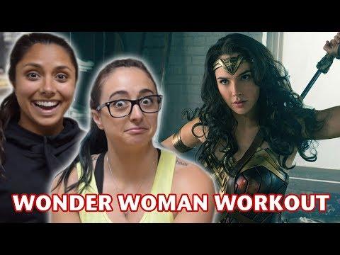 WE TRIED WONDER WOMAN
